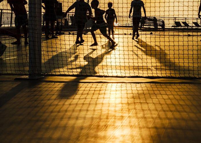El fútbol como lección de comunidad para parejas
