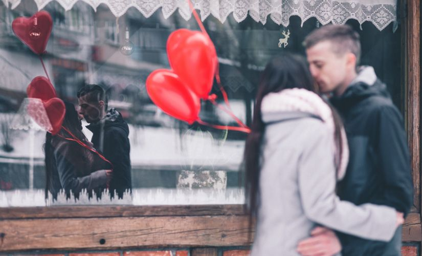 ¡Que seas mi san Valentín!