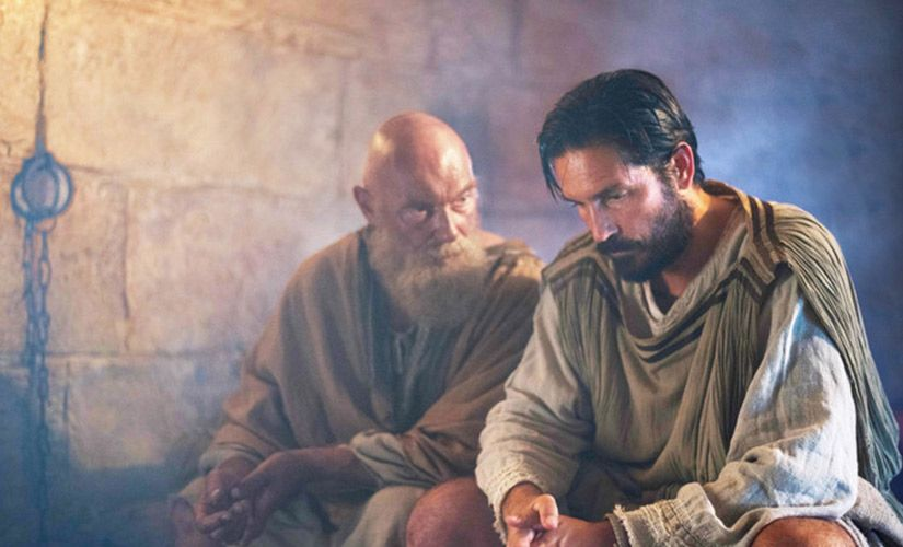 Meeting the Apostle Paul on the Big Screen