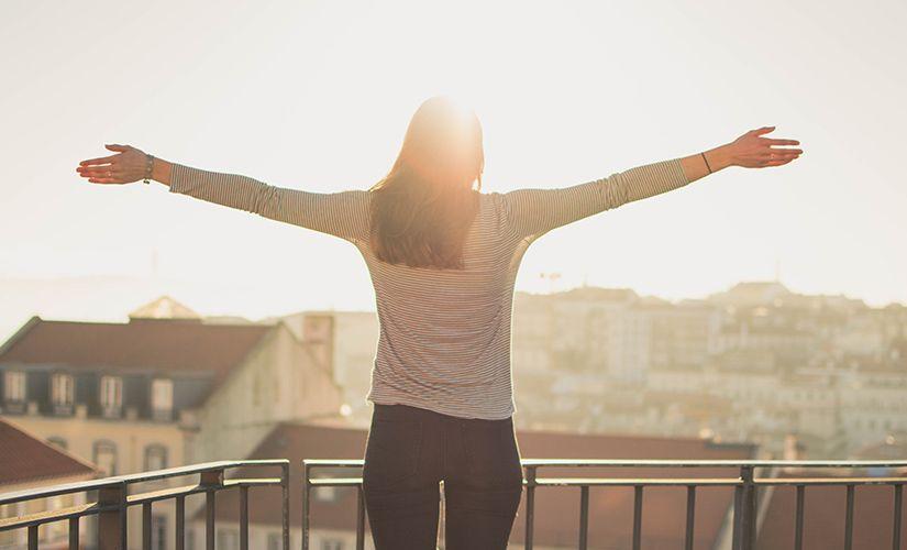 Felicidad: Palabra del día