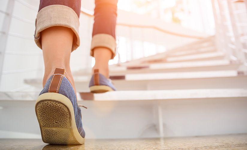 Escalera: Palabra del día