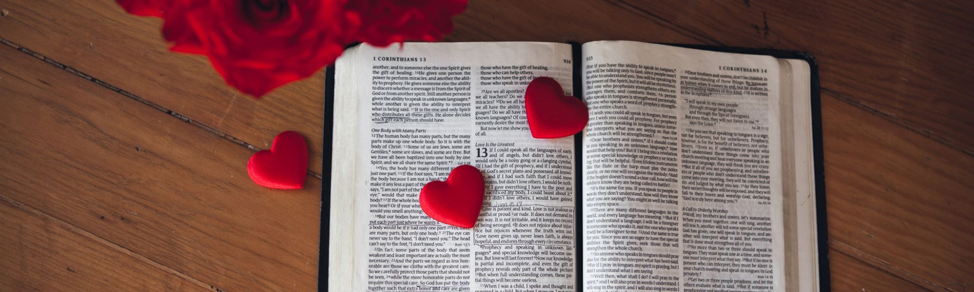 This Valentine's Day Read Love Letters from God