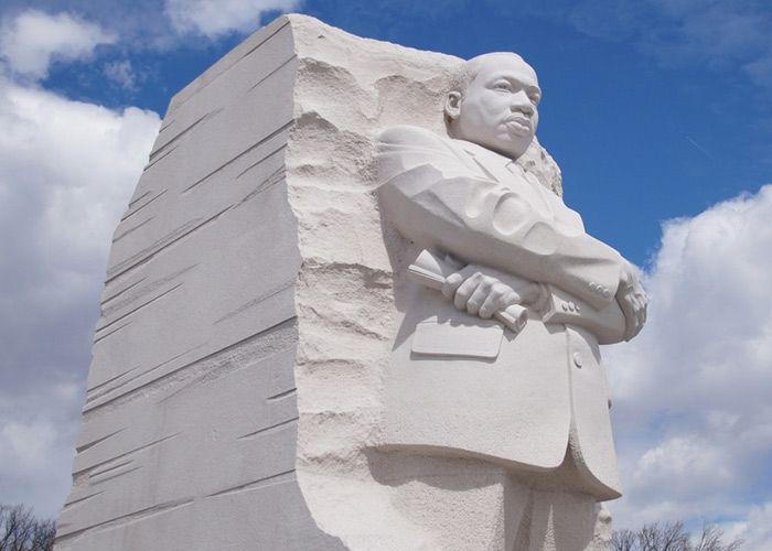 Celebrando a Martin Luther King Jr.