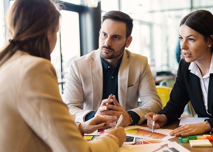 5 oraciones para las relaciones difíciles en el trabajo