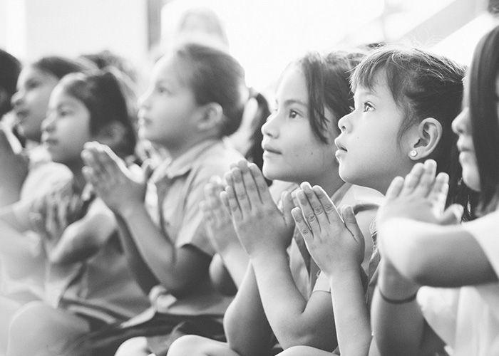 Tres maneras de orar como un niño
