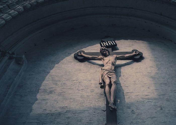 Cuando Jesús clamó en la cruz
