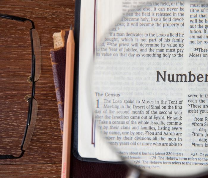 Get the Most Out of the Bible's Boring Parts