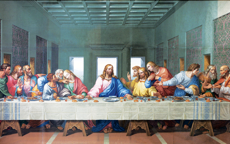 What Jesus Ate At The Last Supper Blogble
