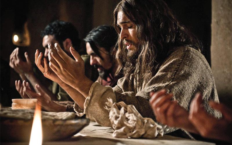 Faith And Friendship On The Set Of Son Of God