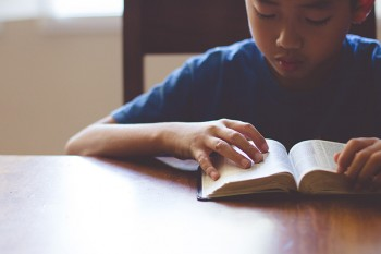 10 Ways to Teach the Bible to Children