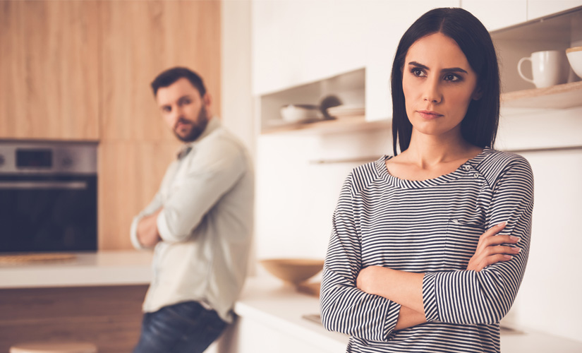Want To Yell At Your Spouse? Pray Through These Verses