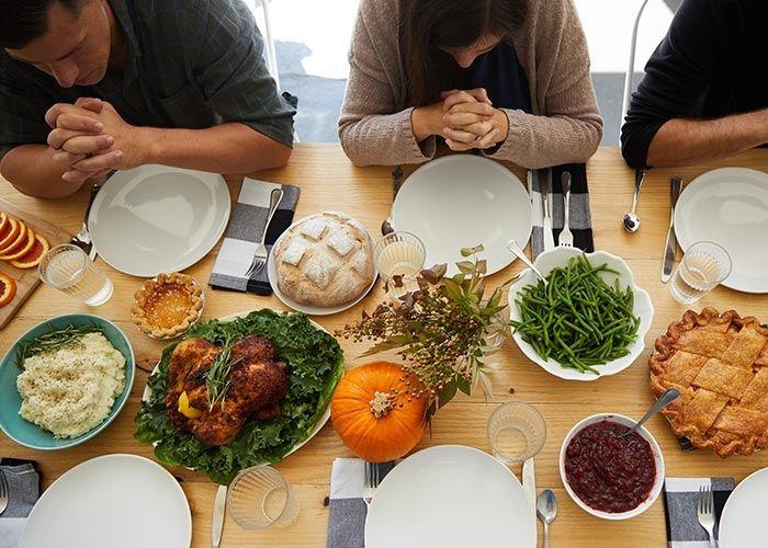 Es difícil dar gracias en todo; ¿qué podemos hacer?
