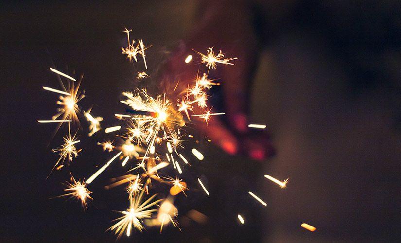 Una bendición para el nuevo año