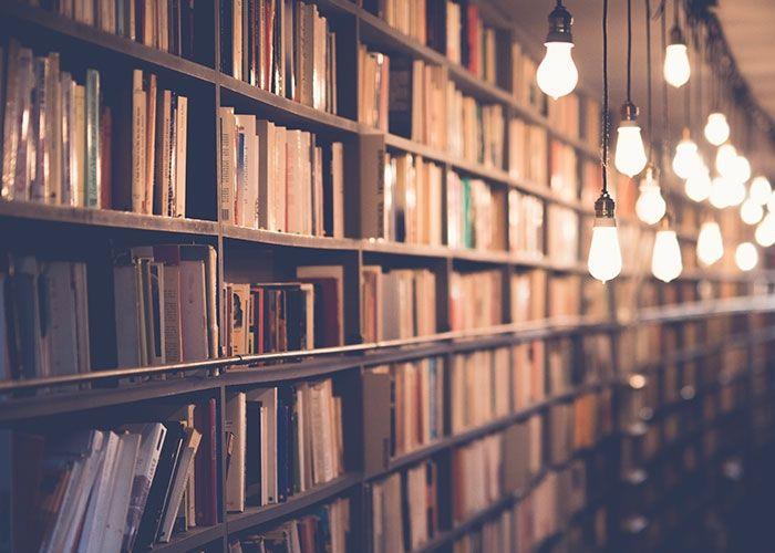La Biblia es una biblioteca maravillosa