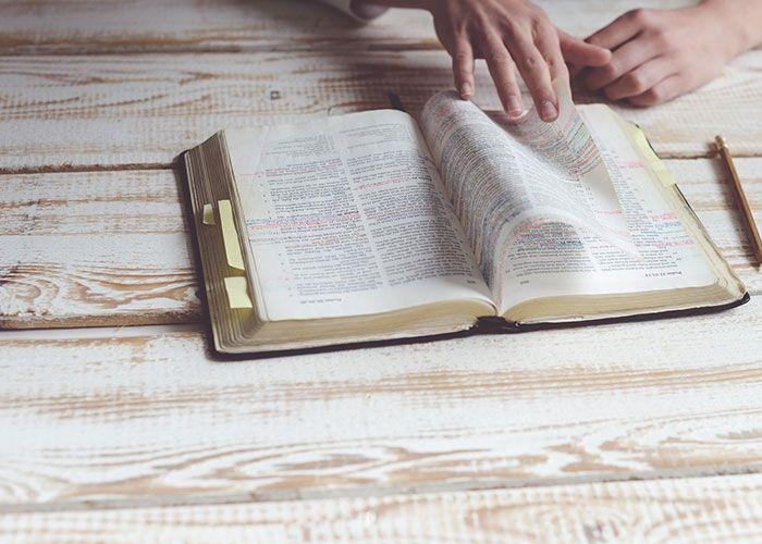 Cinco preguntas para guiar tu lectura de la Biblia