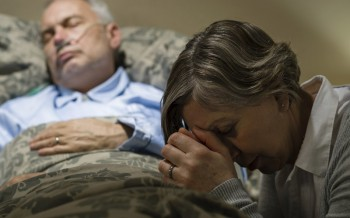 4 Psalms for When a Loved One is Sick