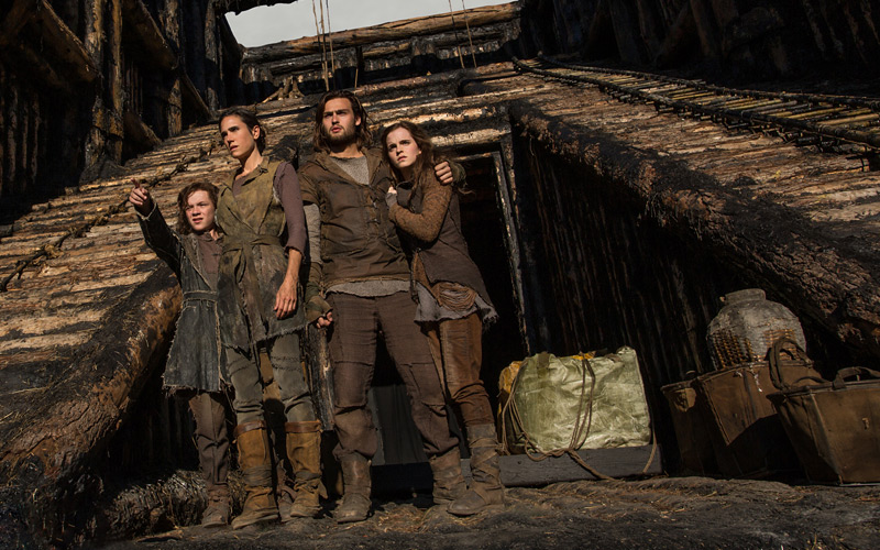 How Much Bible is in the Film Noah?
