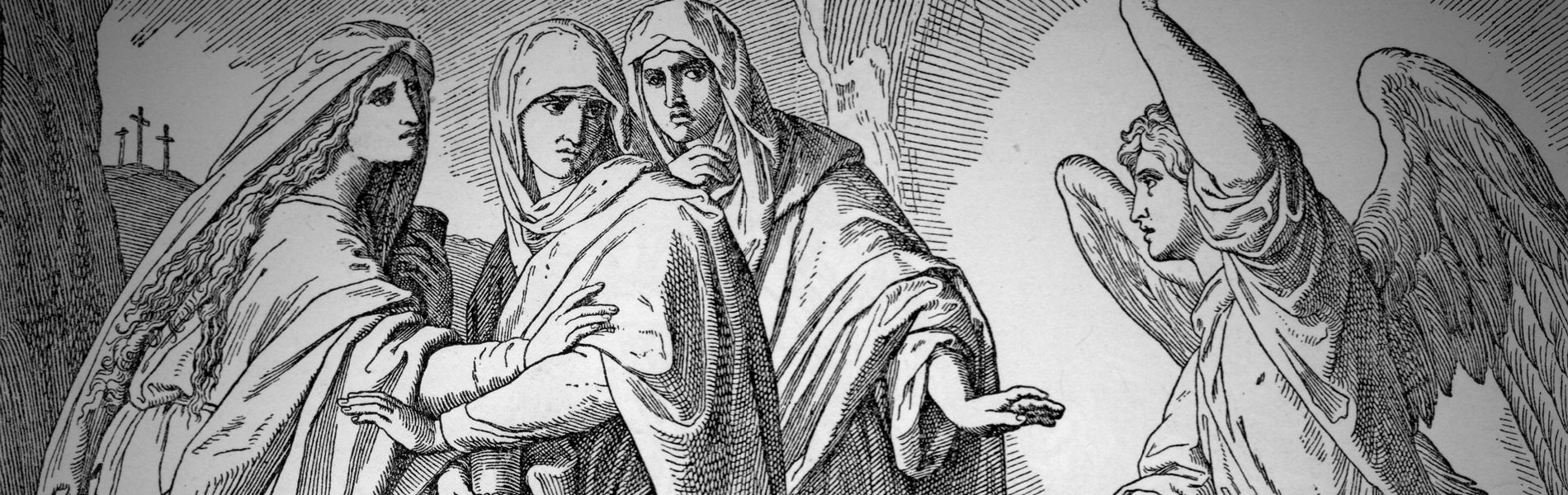 The Women at the Tomb: Arriving at Resurrection
