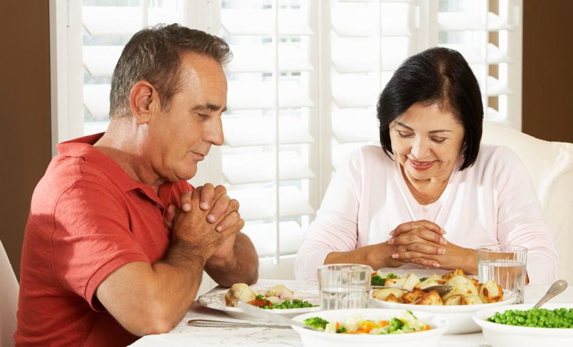 El hábito de orar de a dos