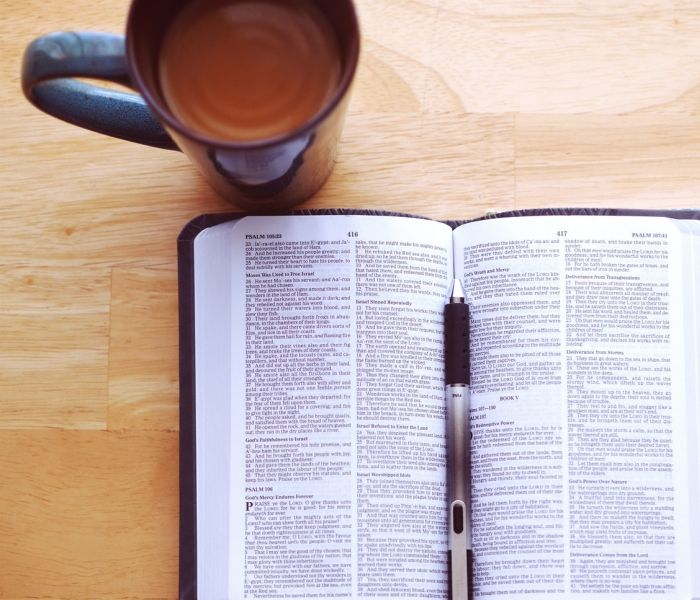 How to Start a Bible-Reading Habit that Sticks