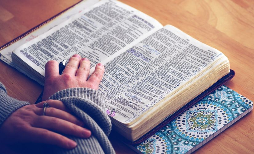 How to Study a Bible Passage